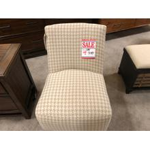 Jonathan Louis Accent slipper chair $499