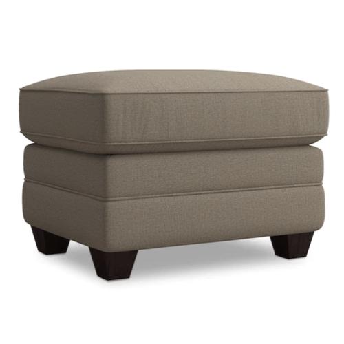 Bassett Furniture - Alex Ottoman - Fog