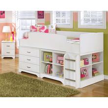 Lulu Loft Bed 4pc Complete