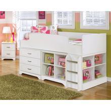 See Details - Lulu Loft Bed 4pc Complete