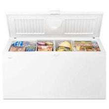 View Product - 20 CUBIC FT MANUAL DEFROST CHEST FREEZER
