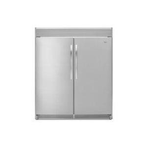 Packages - Whirlpool Side-Kick Refrigerator