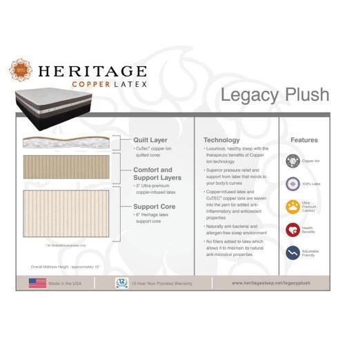 Legacy - Plush