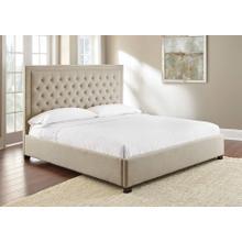 See Details - Isadora King Bed - Sand