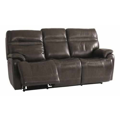 Bassett Power Reclining Sofa