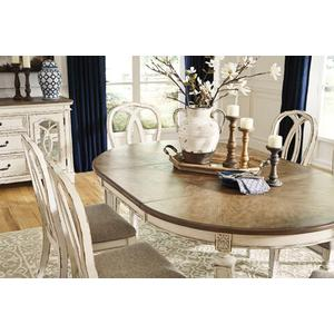 Ashley Furniture - 5 Piece Realyn Dining Group