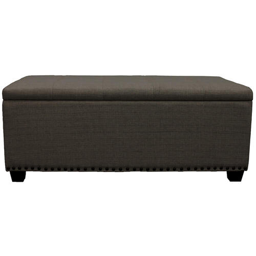 Seal Upholstered Storage Bench