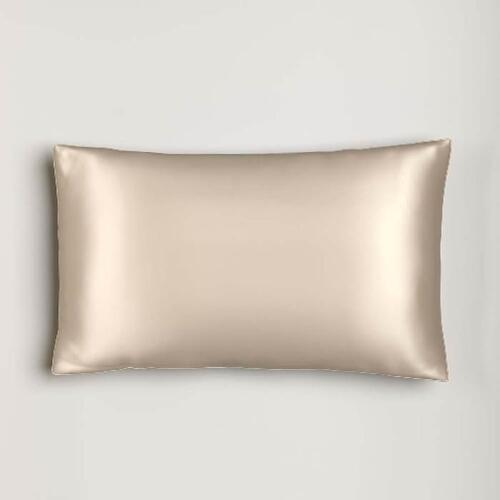 Champagne Pure Silk Pillow Case
