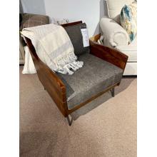 See Details - Karma Bourbon Accent Chair
