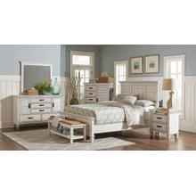 Franco 4Pc Eastern King Bed Set