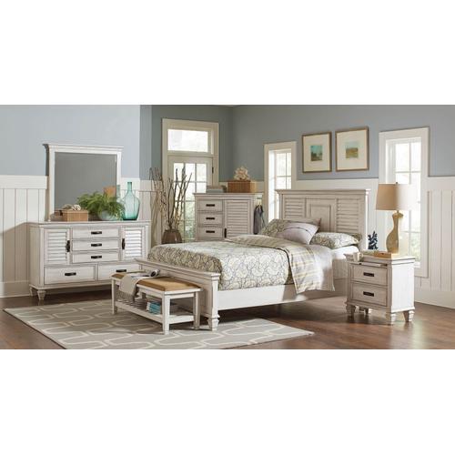 Franco 4Pc Queen Bed Set