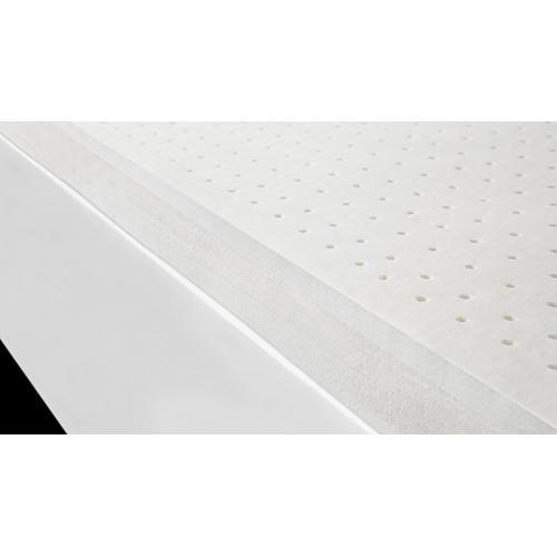 "Malouf - 2"" Latex Foam Mattress Topper"