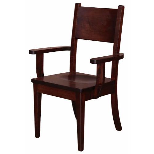 Amish Furniture - Denver Arm Chair