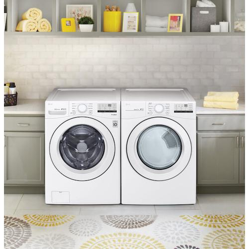 Black Friday Deal - LG Front Load Laundry Pair