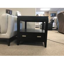 Product Image - 1 Drawer Cherry Finish End Table