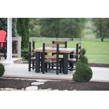 See Details - 4' Square Table Set