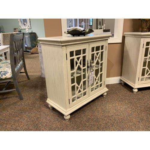 2 Door Decorative Cabinet