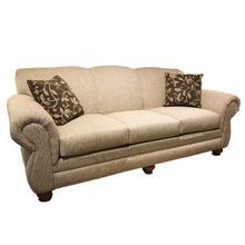Sofa with Brass Tacks #191658
