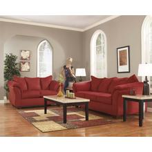 Darcy Salsa Sofa & Loveseat Set