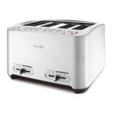 Breville Die-Cast 4-Slice Smart Toaster, Silver