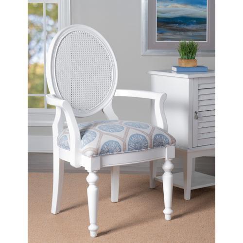 Coastal Accent Chair