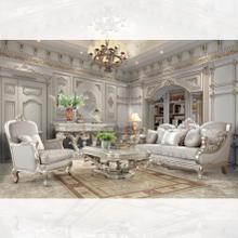 Homey Design HD2662 Aztec Furniture Living Room
