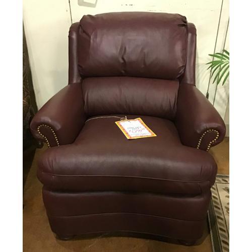 Barron Leather Chair