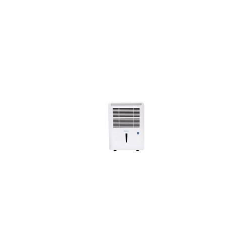Keystone - 50 Pint Dehumidifier with Electronic Controls - White