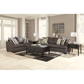 Levon Sofa and Loveseat Set