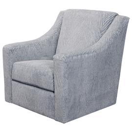 Fashion Cuddler Swivel Chair Shark