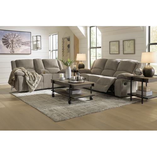 Draycoll Reclining Sofa and Loveseat