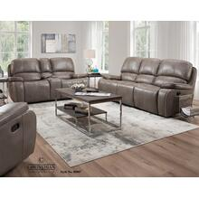 View Product - Jamestown Smoke Reclining Chair, Sofa and Loveseat 88907 Set