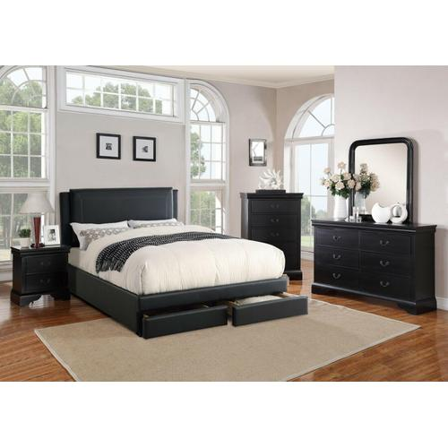 Packages - 4Pc Full Bed Set