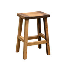 Scooped Seat Barstool