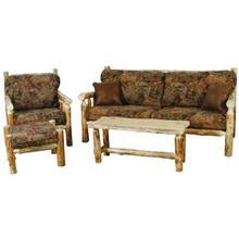 RRP4108 Log Ottoman