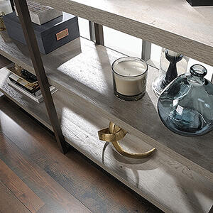 Manhattan Gate Console Table