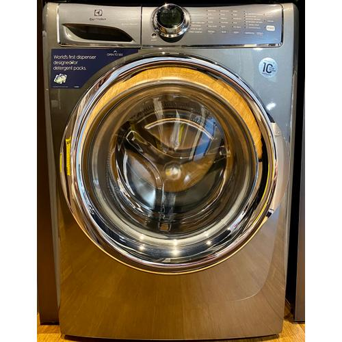Electrolux EFLS627UTT   Front Load Perfect Steam™ Washer with LuxCare® Wash and SmartBoost® - 4.4 Cu.Ft.