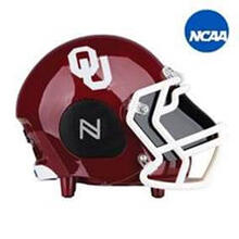 OU Helmet - Red Large