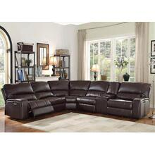 Saul Espresso Power Modular Sectional