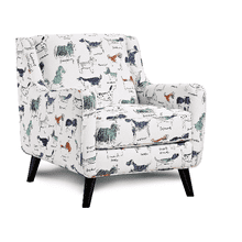 Fusion Puppy Parade Accent Chair