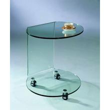 Modern End Table 032
