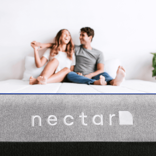 Nectar Mattress - It's Like Sleeping On A Cloud  We've taken the recent advances in mattress and fabric technology and run with them. Having figured out the optimal levels of firmness, coolness, breathability, and comfort - we put them all into one mattress, making it the best mattress you've ever slept on. Period.