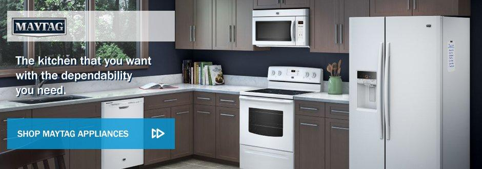 Shop Maytag Appliances