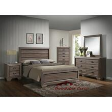 Generation Trade Furniture Outland 177500 Bedroom set Houston Texas USA Aztec Furniture