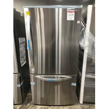 26 cu. ft. Bottom Freezer Refrigerator **OPEN BOX ITEM** West Des Moines Location