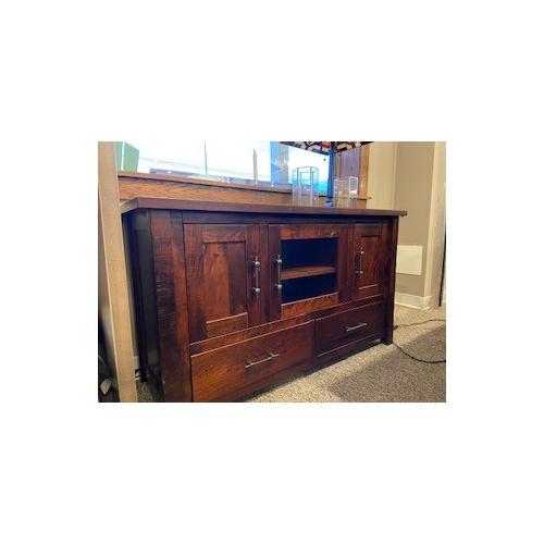"Amish Craftsman - 52"" TV Console"