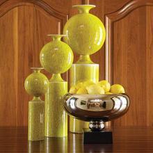 Citron Pill Vase-Lg