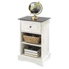 2 Shelf Open Cabinet