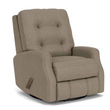 See Details - Devon Fabric Power Recliner w/ Tilt Headrest 296-01