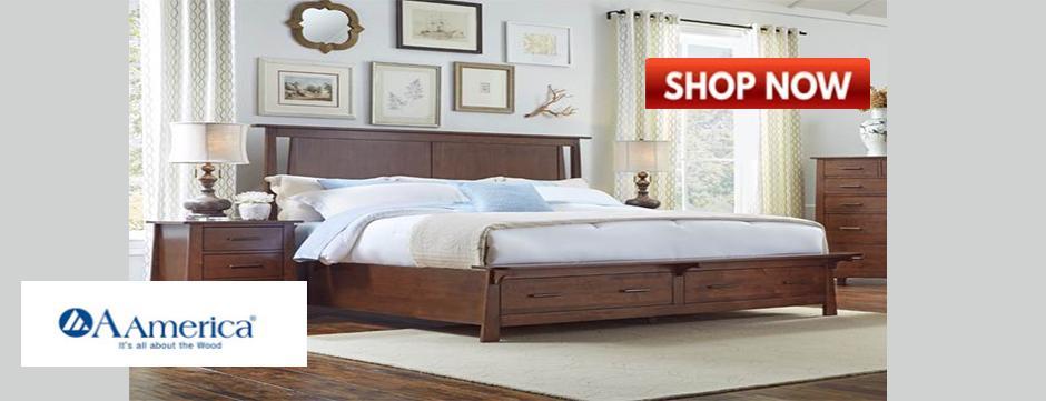Shop Vaughan-Bassett furniture at Godnicks Furniture store!